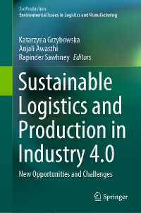 Cover Sustainable Logistics and Production in Industry 4.0