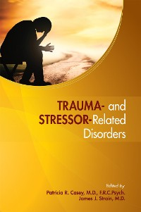 Cover Trauma- and Stressor-Related Disorders