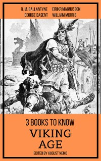 Cover 3 books to know Viking Age