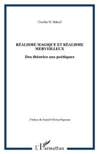 Cover Realisme magique et realisme  merveilleux