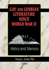 Cover Gay and Lesbian Literature Since World War II
