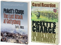 Cover Pickett's Charge, July 3 and Beyond, Omnibus E-book