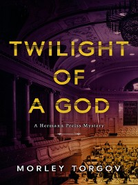 Cover Twilight of a God