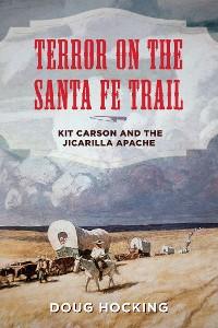 Cover Terror on the Santa Fe Trail