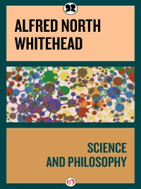 Cover Science and Philosophy