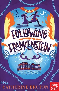 Cover Following Frankenstein