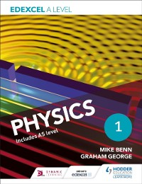 Cover Edexcel A Level Physics Student Book 1