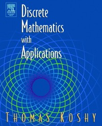 Cover Discrete Mathematics with Applications