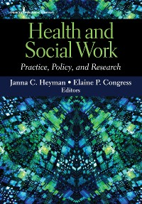 Cover Health and Social Work