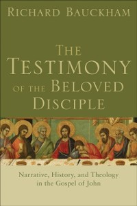 Cover Testimony of the Beloved Disciple