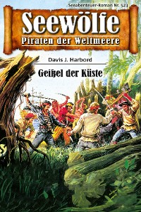 Cover Seewölfe - Piraten der Weltmeere 523