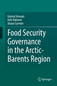 Cover Food Security Governance in the Arctic-Barents Region