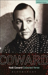 Cover Noel Coward Collected Verse