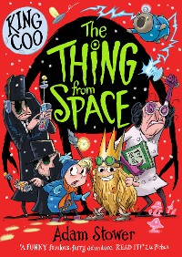 Cover The Thing From Space