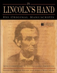Cover In Lincoln's Hand