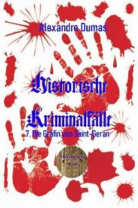 Cover 7. Die Gräfin von Saint-Geran