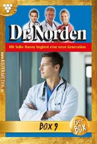 Cover Dr. Norden Jubiläumsbox 9 – Arztroman