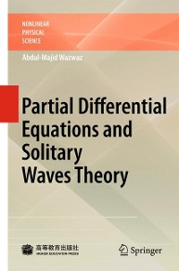 Cover Partial Differential Equations and Solitary Waves Theory