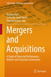 Cover Mergers and Acquisitions