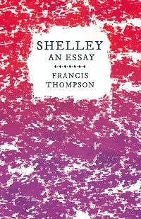 Cover Shelley - An Essay