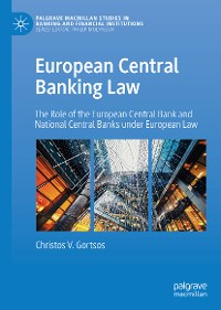 Cover European Central Banking Law