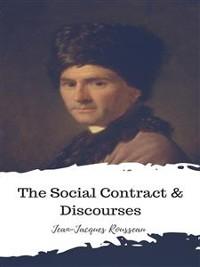 Cover The Social Contract & Discourses