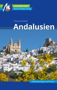 Cover Andalusien Reiseführer Michael Müller Verlag
