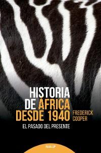 Cover Historia de África desde 1940