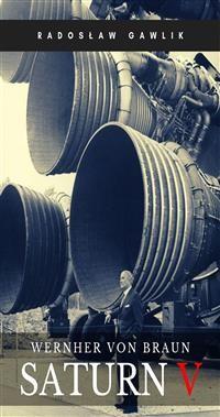 Cover Wernher von Braun. Saturn V