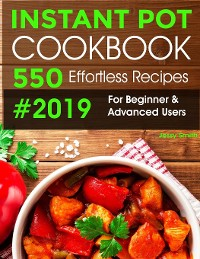 Cover Instant Pot Pressure Cooker Cookbook #2019