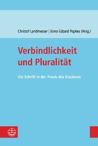 Cover Verbindlichkeit und Pluralität