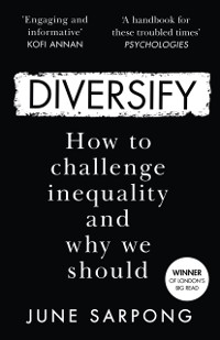 Cover Diversify: An award-winning guide to why inclusion is better for everyone