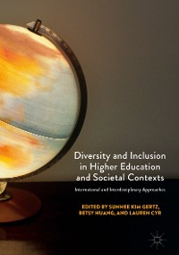 Cover Diversity and Inclusion in Higher Education and Societal Contexts
