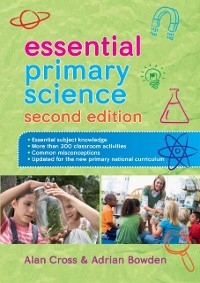 Cover Essential Primary Science