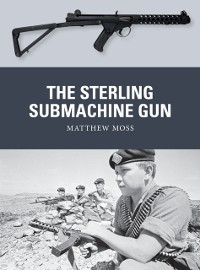 Cover Sterling Submachine Gun