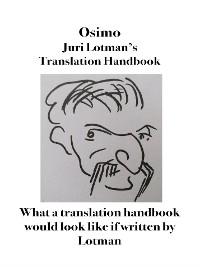 Cover Juri Lotman's Translation Handbook