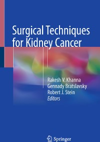 Cover Surgical Techniques for Kidney Cancer