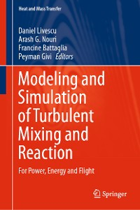 Cover Modeling and Simulation of Turbulent Mixing and Reaction