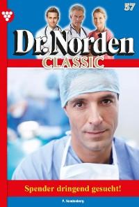 Cover Dr. Norden Classic 57 – Arztroman
