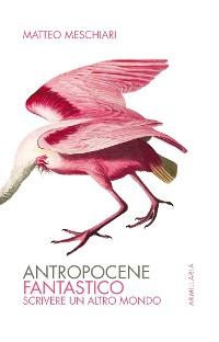 Cover Antropocene fantastico