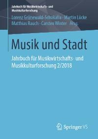 Cover Musik und Stadt