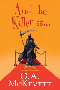 Cover And the Killer Is . . .