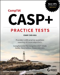 Cover CASP+ Practice Tests