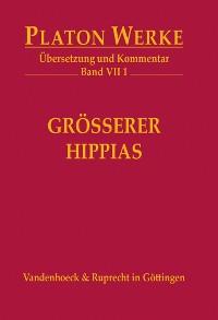 Cover Größerer Hippias