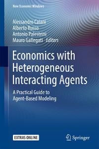 Cover Economics with Heterogeneous Interacting Agents
