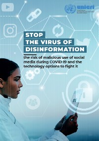Cover Stop the Virus of Disinformation