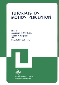 Cover Tutorials on Motion Perception