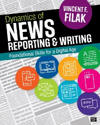 Cover Dynamics of News Reporting and Writing