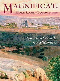 Cover Magnificat Holy Land Companion