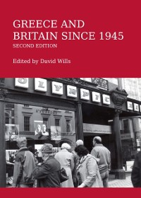 Cover Greece and Britain since 1945 Second Edition